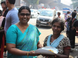 Food Distribution 24th Dec 2016