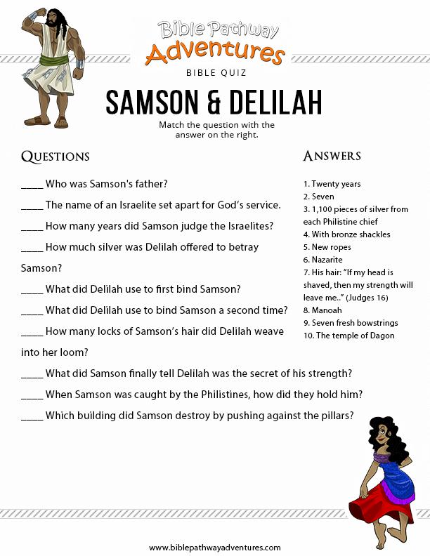 15 Samson-Delilah