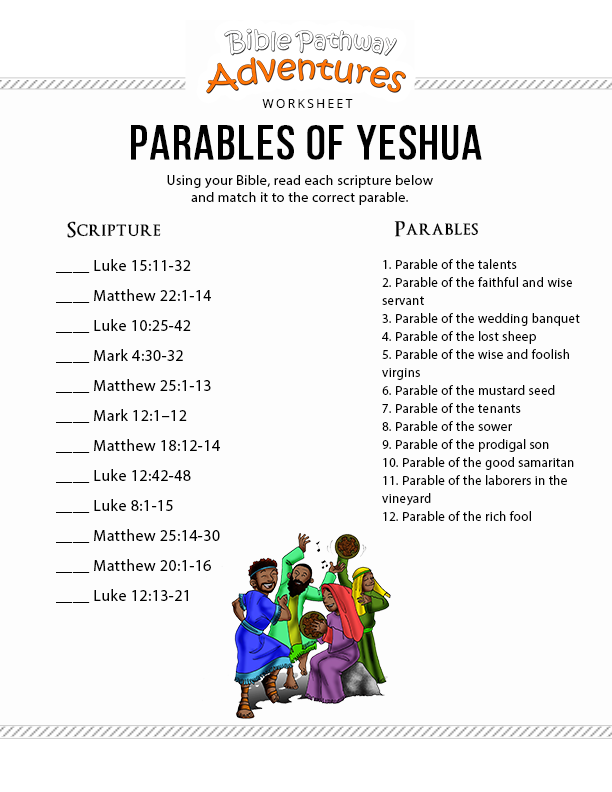 18 Parables-of-Yeshua