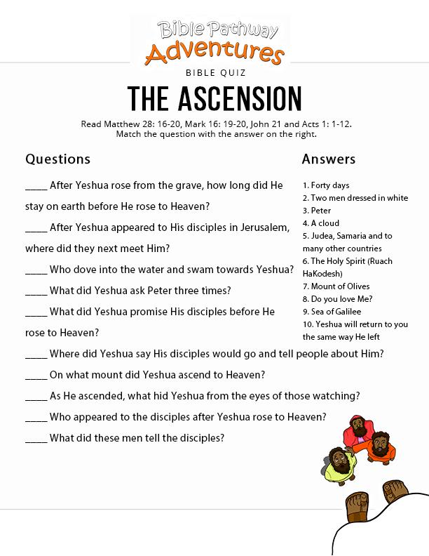 15 Ascension